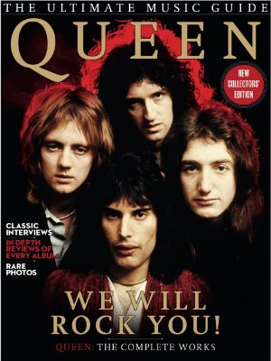 Adesivo Queen We Will Rock You