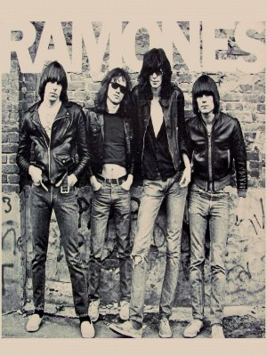 Adesivo Ramones