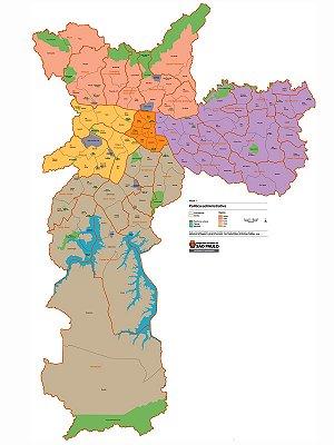 Adesivo Cidade São Paulo