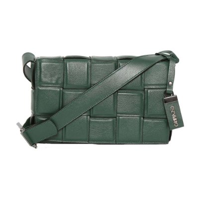 Bolsa de Couro Griffazzi Verde