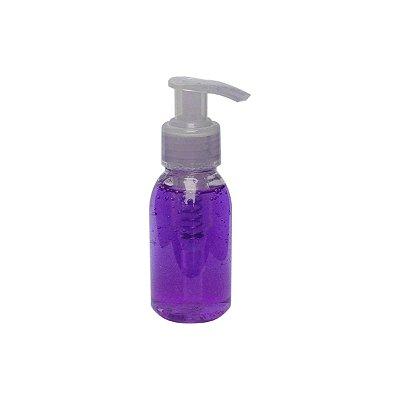 Frasco pet para Sabonete Liquido de 60 ml (10 unid.)