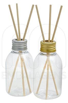 Frasco para Aromatizador Plástico de 100 ml (10 unid)