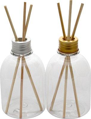 Frasco para Aromatizador Plástico de 250 ml (10 unid)