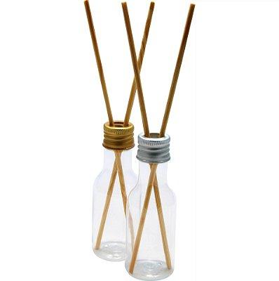 Frascos para Aromatizador Plástico de 50ml (10 unid.)