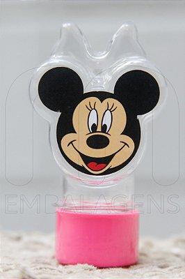 Tubete Personalizado da Minnie (10 unid.)