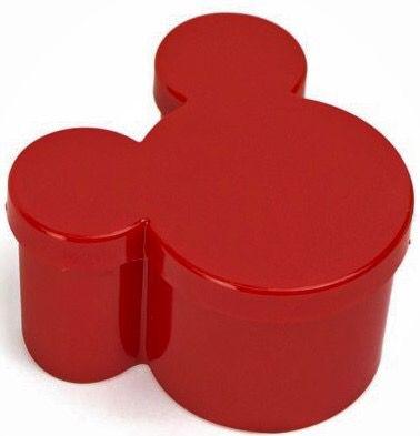 Caixinha do Mickey para Lembrancinhas Coloridas ( 10 unid.)