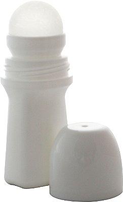 Frasco plastico desodorante roll on de 70 vazio (10 unid.)