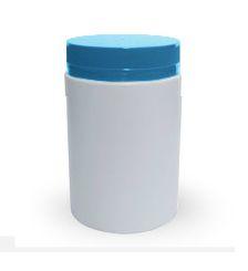 Pote Plastico 1000 ml Rosca Lacre (10 unid.)