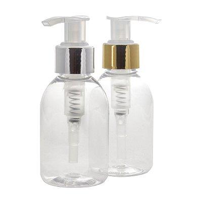 Porta Sabonete Liquido de Plástico 100 ml Luxo (10 unid.)