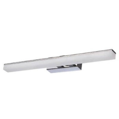 Arandela LED Lighting Acrílico Metal Branca 5x46cm Mantra LED 5W 30067 Entradas e Quartos