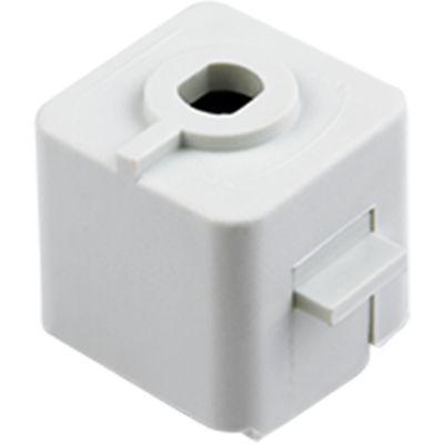 Adaptador para Trilho Metal Branco DL022B Bella Iluminação