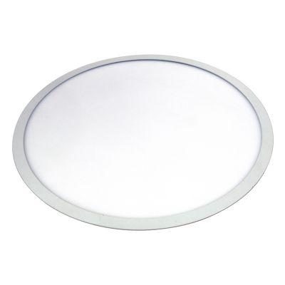 Plafon Smart LED Redondo Embutir Alumínio Branco Ø60cm Bella Iluminação LED 48W Bivolt DL118CW Banheiros e Salas