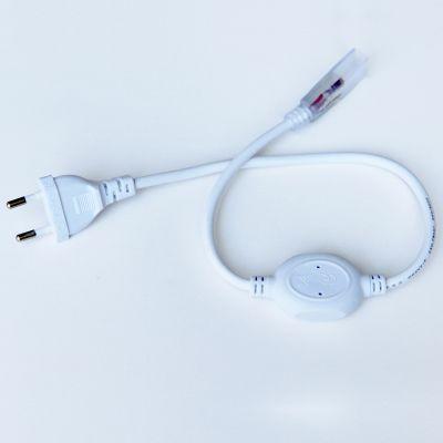 Alimentador para Fita LED Plastico Branco 14,4W Bivolt Bella Iluminação LP095