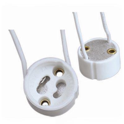 Soquete GU10 Embalagem 2 Unids Plástico Branco Bella Iluminação LP116
