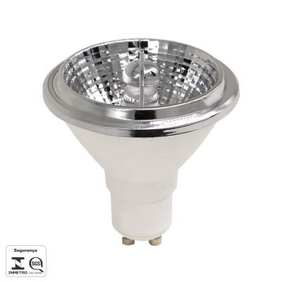 Lampada LED AR70 GU10 5W Bivolt Bella Iluminação LP162C