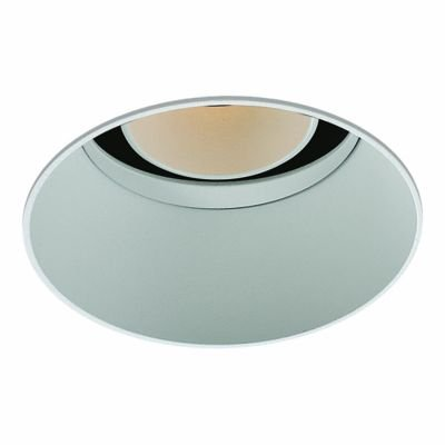 Spot Embutido Eva No Frame Redondo Alumínio 10x8,5cm Bella Iluminação 1 LED 6W Bivolt NS1057 Cozinhas e Entradas