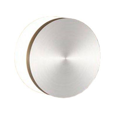 Arandela Embutida Neat Redonda LED Alumínio 5,2x6cm Bella Iluminação 1 LED 2,5W Bivolt NS1906 Salas e Corredores