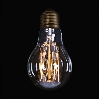 Lâmpada Inriflessa E27 40 Watts Decorativa Filamento Carbono Luciin DL004/2