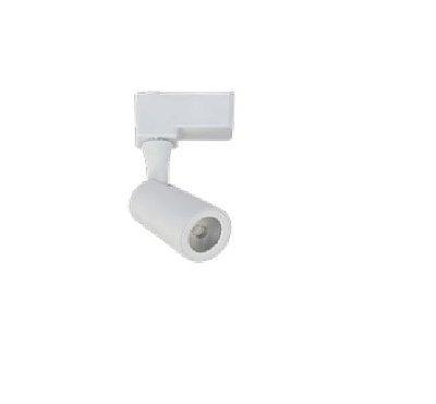 SPOT QUALITY NLI QSP1371BR Trilho LED 7W 3000K BRANCO 16.5 x 7.5 x Ø4.6 cm