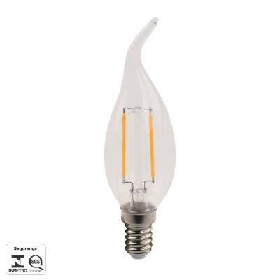 LAMPADA Bella FILAMENTO DE LED E14 2,5W 250LM 2700K BIV LP177C