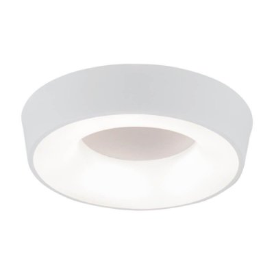 PLAFON Newline 580LED3 APOLLO Redondo Clean 16,8W 3000K Luz Quente 127/220V DIAM. 350X85MM