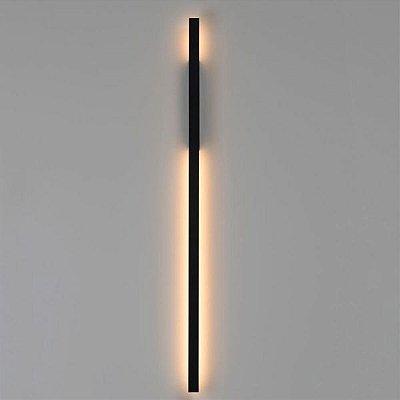 ARANDELA Newline 646LED3 FIT LED Perfil Moderna CENTRAL 24W 3000K Luz Quente 127/220V 25X61X860MM