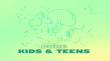 Papel de Parede Pure Kids Teens