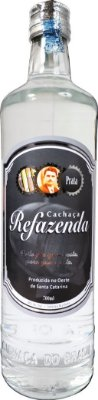 CACHAÇA REFAZENDA PRATA 700ml