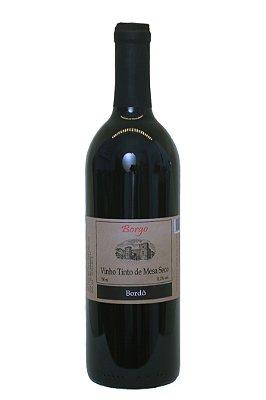 Vinho Tinto Seco Bordô 750ml