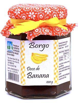 Doce de Banana 220g