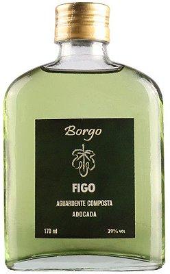 Cachaça com Figo 170ml - Aguardente Composta