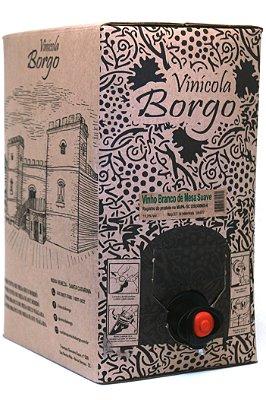 Vinho Branco Niagara Suave Bag 5L