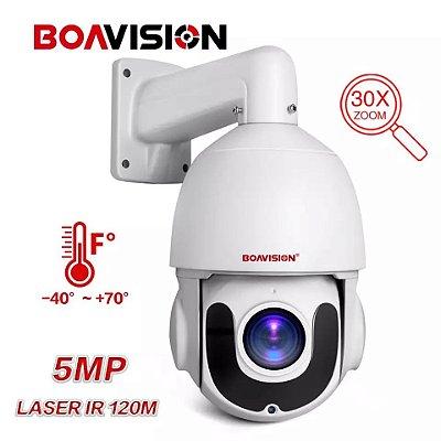 camera de segurança zoom óptico 30 vezes ptz 360