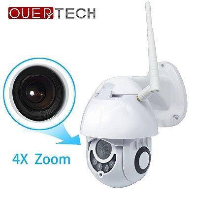 Câmera de segurança zoom óptico 4 vezes 2.8-12mm