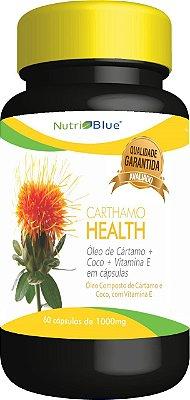 Óleo De Cartamo Nutriblue - Carthamo Health
