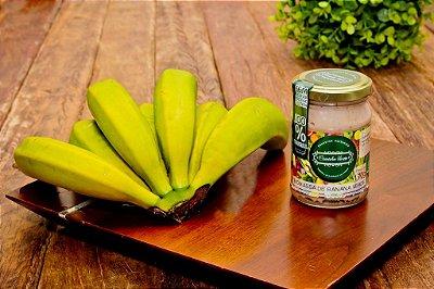 Biomassa de Banana Verde Orgânica 150g