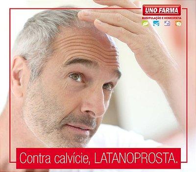 Contra Calvície -Latanoprosta 0,005% em Espuma - 100mL