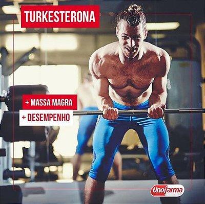 TURKESTERONA 500MG 30 cápsulas- Ganhe força e massa magra