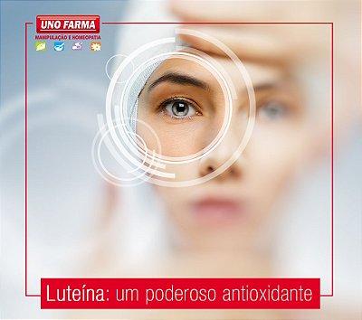 LUTEÍNA - PODEROSO ANTIOXIDANTE