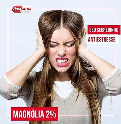 MAGNÓLIA 2% - SEU SEGREDINHO ANTI STRESS
