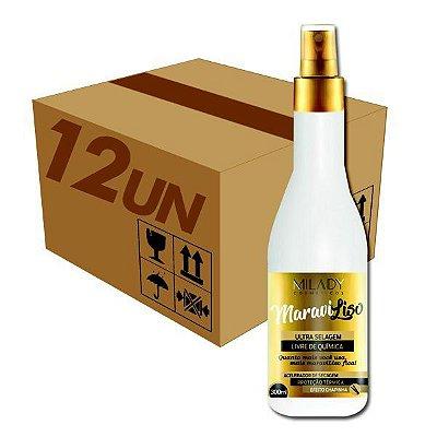 CAIXA 12 unidades - Spray Ultra Selagem Maraviliso 300ml