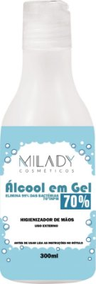 Álcool em Gel 70% Home Care  300ml