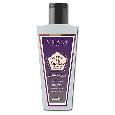 Shampoo Ritual de Cachos Milady Cosméticos