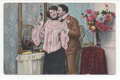 Cartão Postal Antigo -  GENOVA - ITALIA - Ano 1907