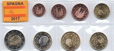 set de Moedas da Espanha - Euro