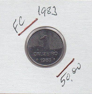 Moeda de 1 Cruzeiros de 1983