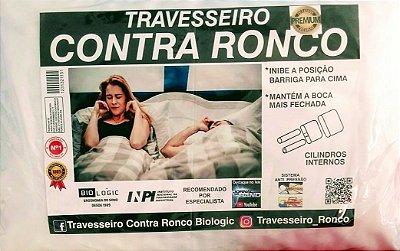 Travesseiro Contra Ronco Biológic