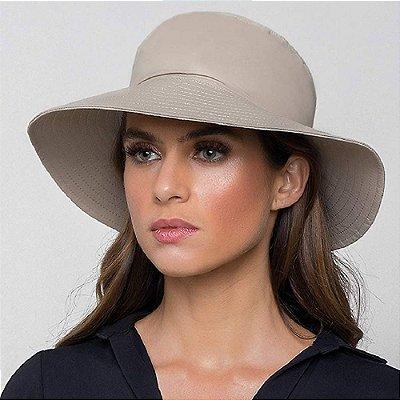 Chapéu Califórnia com Proteção Solar UV.LINE Kaki