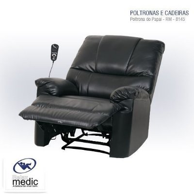 Poltrona do papai massageadora E-8145RM