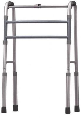 Andador de alumínio (dobrável) - articulado BC1515 MERCUR